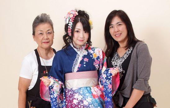 京まふ関連イベントに衣装提供