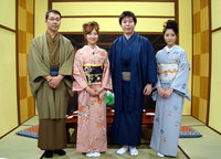 KBS京都2009-2010年越し特別番組 衣装協力