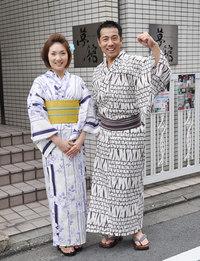 関西テレビ「あっぷ&up」森脇健児さんとシンクロ武田美保さん
