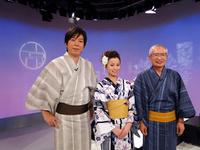 KBS京都「京bizW」祇園祭特集 衣装協力