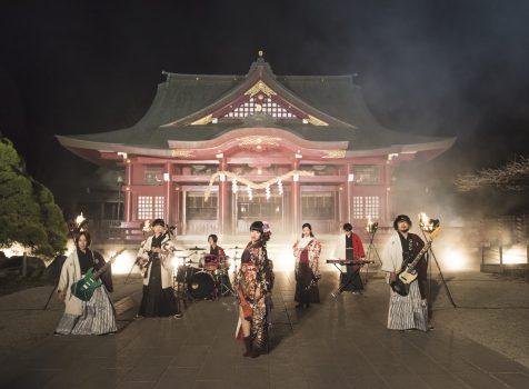 東山奈央さんの「灯火のまにまに」MV★バンドメンバーの衣装提供しました