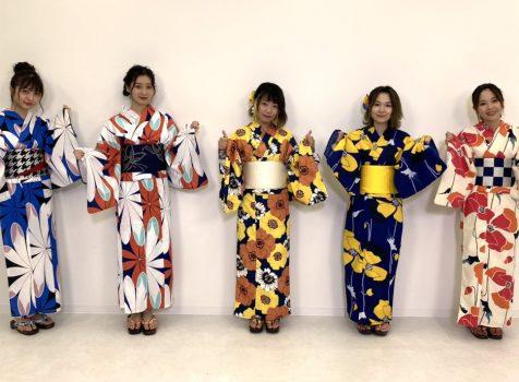 「吉岡茉祐と山下七海のことだま☆パンケーキ」「ゆうきとゆいのラジオで2人暮らし」 合同生配信に衣裳協力しました